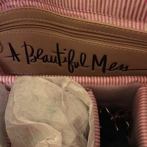 "b7a104a381cd Kelly Moore Bags - Kelly Moore Satchel Bag ""A Beautiful Mess"""